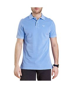 Barbour   Short Sleeve Cotton Sports Polo Shirt