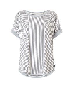 DKNY | Stripe Short Sleeve Pyjama Top /