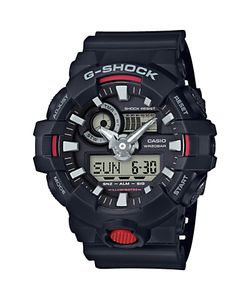 Casio | Ga-7001-Aer Mens G-Shock Chronograph Digital Resin Strap Watch /
