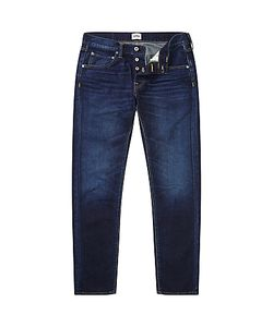 Edwin | Ed-55 Relaxed Tape Jeans Deep Denim Coal Wash