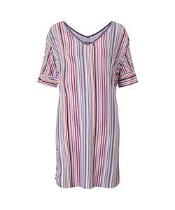 DKNY | Short Sleeve Stripe Night Shirt /Birch