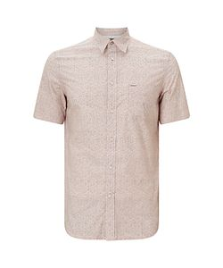 Diesel | S-Wop Short Sleeve Print Cotton Shirt