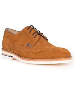 Oliver Sweeney | Connell Suede Derby Shoes