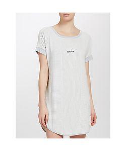 DKNY | Stripe Night Shirt /