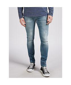 Denham   Bolt Skinny Fit Jeans Light Wash