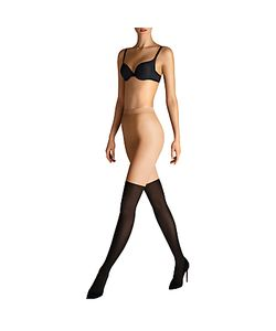 Wolford | 15 Denier Over The Knee Tights /Neutral