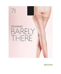 John Lewis | 7 Denier Barely There Stockings
