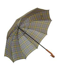 Barbour | Large Tartan Golf Umbrella Classic