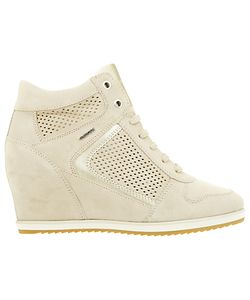 Geox | Illusion Hidden Wedge Trainers