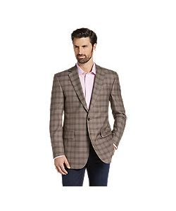 JoS. A. Bank   Reserve Collection Traditional Fit Check Sportcoat
