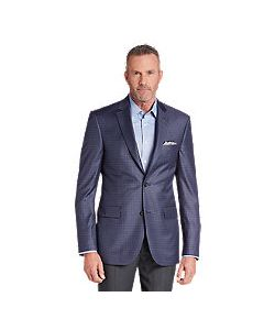 JoS. A. Bank   Reserve Collection Tailo Fit Check Sportcoat