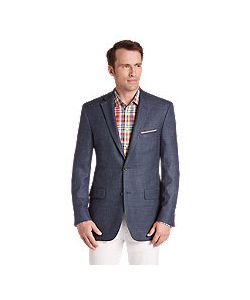 JoS. A. Bank   Signature Collection Traditional Fit Solid Pattern Sportcoat