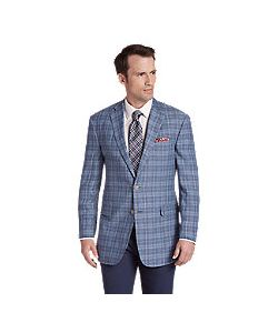 JoS. A. Bank   1905 Collection Tailo Fit Plaid Sportcoat