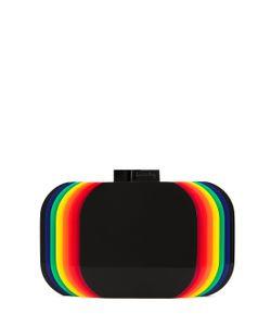 Sarah's Bag   Aura Rainbow Clutch