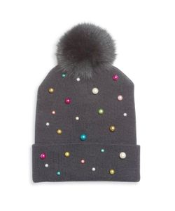 House Of Lafayette   Milou Pearl Beanies