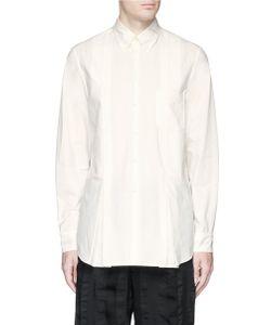 Uma Wang | Evaristo Stitch Cotton Shirt