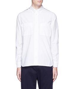 Tim Coppens | Colourblock Back Shirt