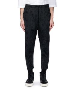 Song For The Mute | Jacquard Cropped Pants
