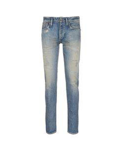 Denham   Razor Slim Fit Ripped Jeans