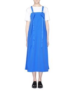 Angel Chen | Double Fold Pinafore Sundress