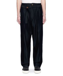 Song For The Mute | Pleated Wide Leg Pants