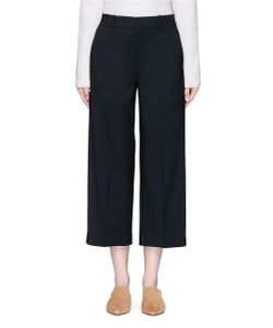 Vince | Wool Tailo Suiting Culottes