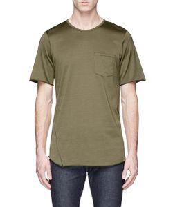 Rag & Bone   Combat Mercerised Cotton T-Shirt