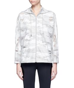 Koral | Descender Camouflage Lace Drawstring Jacket