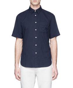 Rag & Bone | Standard Issue Short Sleeve Beach Shirt