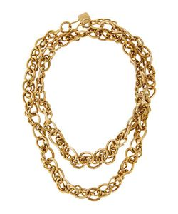 Ashley Pittman | Tego Intertwined Link Chain Necklace 42l