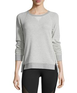 Marc NY Performance   Side-Zip Athletic Pullover