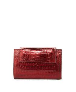 Nancy Gonzalez | Flap Crocodile Clutch Bag