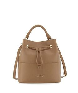 Furla | Brooklyn Drawstring Bucket Bag