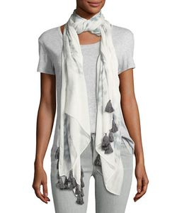 Michael Stars   Soft Modal Wrap Tassel Scarf