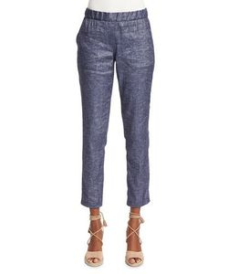 Theory | Northsound Tierra Washed Denim Pants