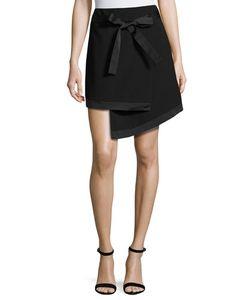 C/Meo | Outgrown Bow-Belt Skirt