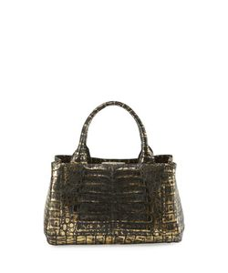 Nancy Gonzalez | Crocodile Rectangle Tote Bag