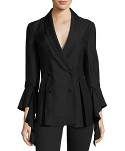 C/Meo | Well Be Alright Double-Breasted Blazer