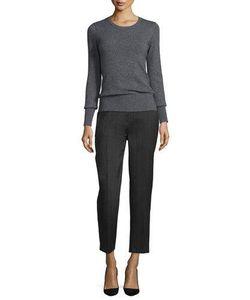 Donna Karan | Tailo Slim-Leg Ankle Trousers