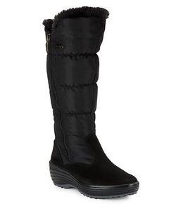 Pajar | Amanda Faux Fur-Accented Mid-Calf Boots