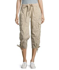 Calvin Klein Performance | Cropped Cargo Pants