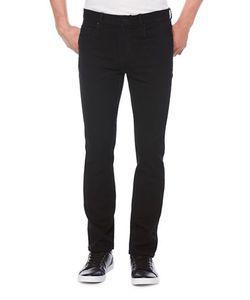 Perry Ellis | Slim-Fit Five-Pocket Denim Pants