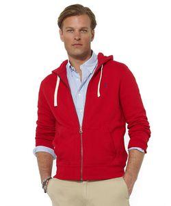 Polo Ralph Lauren | Full-Zip Fleece Hoodie