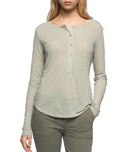 Calvin Klein Jeans | Long Sleeve Henley