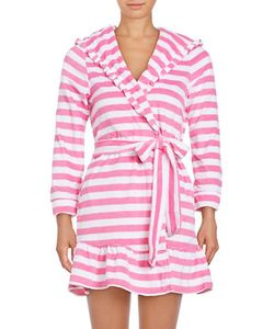 Betsey Johnson | Vintage Striped Terry Cloth Robe