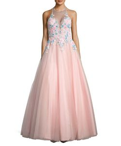 BASIX | Embellished Ball Gown