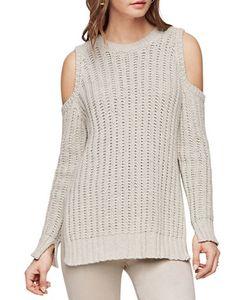 BCBGMAXAZRIA | Tressa Cold-Shoulder Sweater