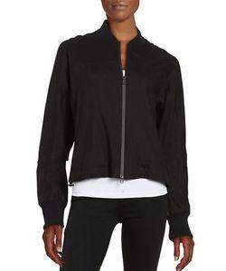 Dkny Pure | Solid Long Sleeve Jacket