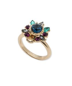 Marchesa | Tone Cluster Ring