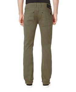 BUFFALO David Bitton | Six-X Five-Pocket Straight-Leg Jeans